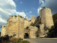 Free Golubac Fortress (HDR Image) Stock Image - 17578791