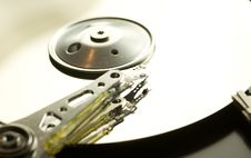 Hard Drive Hard Disk Royalty Free Stock Photography