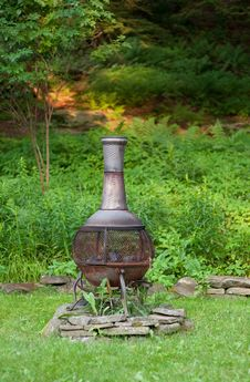 Free Chiminea Stock Image - 17579901