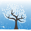 Free Winter Tree Royalty Free Stock Image - 17589026