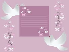 Free Wedding Card Invitation Stock Photo - 17582000