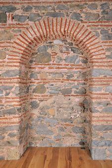 Free Stone Wall Royalty Free Stock Photo - 17582055
