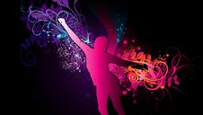 Free Abstract People Illustration Stock Photography - 17582832