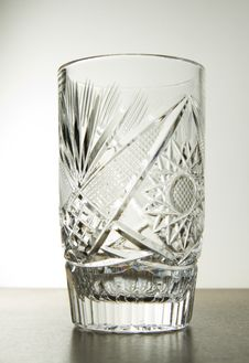 Free Crystal Glass Beaker Royalty Free Stock Photos - 17582898