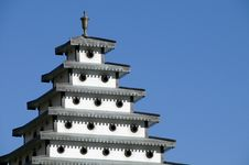 Free Bird House Pagoda Royalty Free Stock Photo - 17583555