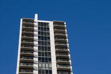 Free Condominium Building Stock Image - 17583571