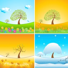 Free Types Of Weather Stock Images - 17584664