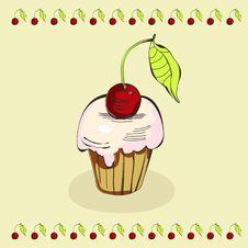 Free Cupcake Stock Photo - 17584910
