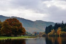 Free Autumn View From Friar S Crag Royalty Free Stock Photo - 17586365