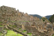 Free Machu Picchu Stock Photos - 17586733