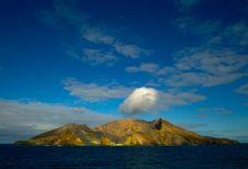 Withe Island Stock Photo