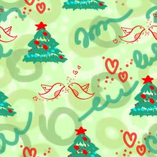 New Year S Pattern Stock Images