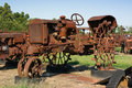 Free Antique 1930 S Oliver Tractor Stock Photography - 17594842