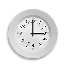 Free Stylish Hours Royalty Free Stock Image - 17590066