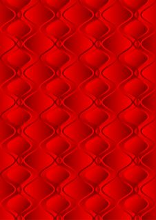 Free Red Seamless Background Stock Photography - 17590092