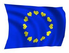 Free EU Flag Stock Image - 17591041