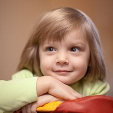 Free Little Girl Stock Photos - 17591523