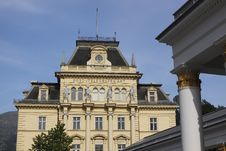 Free Bad Ischl - Old Post Building Royalty Free Stock Photos - 17591588