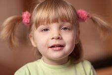 Free Little Girl Stock Photos - 17591763