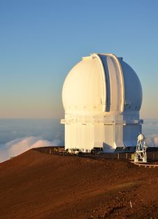 Free Observatory Stock Image - 17591861