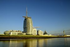 Free Atlantic Hotel Sail City, Bremerhaven Royalty Free Stock Photography - 17592547