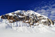 Free Mountain Landscape In Alaska Royalty Free Stock Image - 17592996