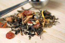 Free Loose Lavender Tea Stock Photos - 17593233