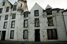Abandoned Historic Building Royalty Free Stock Image