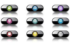 Free Instrument Buttons Stock Photography - 17595462