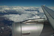 Free Aircraft Engine Stock Photos - 17595763