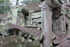 Free Angkor Royalty Free Stock Image - 17596176