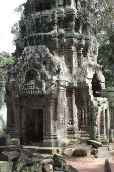 Free Angkor Stock Images - 17596444