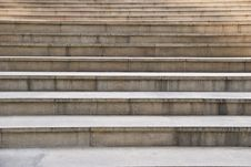 Free Stair Concrete. Royalty Free Stock Photos - 17596988