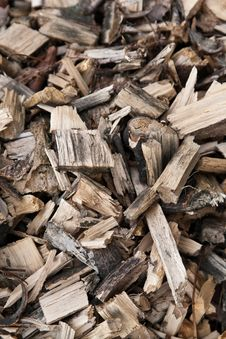 Free Lifeless Wood Chips Stock Photos - 17598093