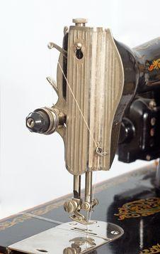 Free Vintage Sewing Machine Royalty Free Stock Photo - 17598525