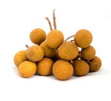 Free Longan Fruit Royalty Free Stock Image - 17599636