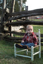 Free Country Boy Stock Photo - 1763160