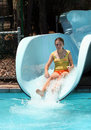 Free Water Slide Royalty Free Stock Image - 1768966
