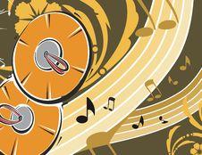 Free Music Instrument Background Stock Photos - 1760863