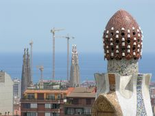 Free Sagrada Familia Royalty Free Stock Photos - 1762738