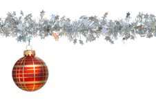 Free Christmas Decoration Royalty Free Stock Image - 1763476