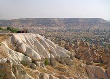 Free Sandstone Formations In Cappadocia Royalty Free Stock Photo - 1763705