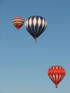 Free Balloons Royalty Free Stock Photo - 1764335