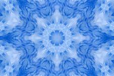 Stock Image Of Winter Kaleidoscope Royalty Free Stock Image