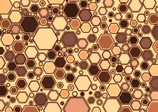 Free Hex Brown Stock Photography - 1764462