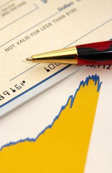 Free Sign The Check Stock Photography - 1764662