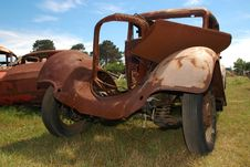 Free Rusty Old Friend Royalty Free Stock Photo - 1765775