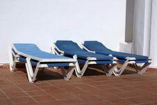 Free Sunbeds Stock Photos - 1766223