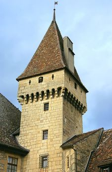 Free Castle Tower 3 Stock Images - 1768744