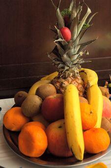 Free Exotic Fruits Royalty Free Stock Image - 1768796